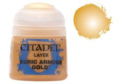 Auric Armour Gold
