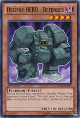 Destiny HERO - Defender - BPW2-EN019 - Common - 1st Edition
