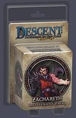 Descent: Journeys in the Dark (second edition) - Zachareth Lieutenant Pack