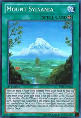 Mount Sylvania - LVAL-EN063 - Super Rare - 1st Edition