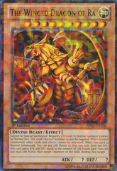 The Winged Dragon of Ra - BP02-EN126 - Mosaic Rare - Unlimited