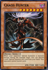 Chaos Hunter - BP02-EN095 - Rare - Unlimited