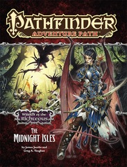 Pathfinder Adventure Path #76: The Midnight Isles (Wrath of the Righteous 4 of 6)