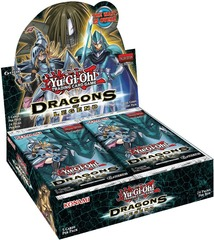 Dragons of Legend 1st Edition Booster Pack