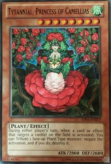 Tytannial, Princess of Camellias - AP04-EN019 - Common - Unlimited Edition