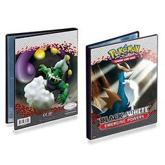 Pokemon 4-Pocket Portfolio Cobalion/Tornadus Black & White Emerging Powers
