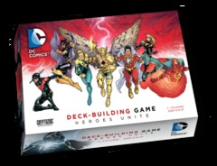 Heroes Unite (DC Comics Deck-Building Game)