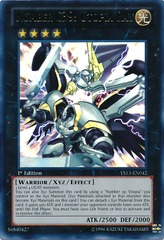 Number C39: Utopia Ray - SP14-EN022 - Starfoil Rare - 1st Edition