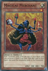 Magical Merchant - SP14-EN040 - Starfoil Rare - 1st Edition