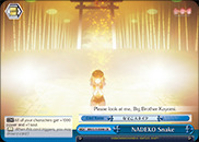 NADEKO Snake - BM/S15-E098 - CR