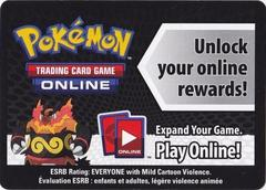 Emboar Collector's Tin Code Card