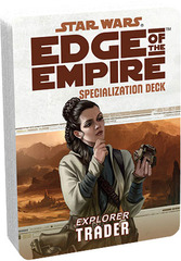 Star Wars: Edge of the Empire: Trader Specialization Deck