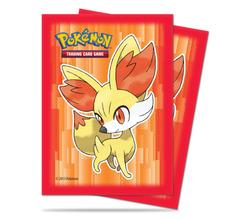 Pokemon XY Fennekin Deck Protector 65ct