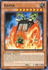 Kasha - Green - DL16-EN007 - Rare - Unlimited Edition
