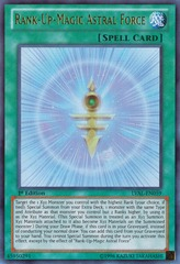 Rank-Up-Magic Astral Force - LVAL-EN059 - Ultra Rare - Unlimited