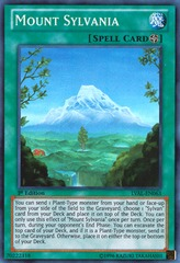 Mount Sylvania - LVAL-EN063 - Super Rare - Unlimited
