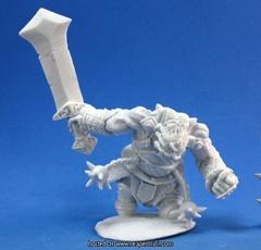 Fire Giant Warrior