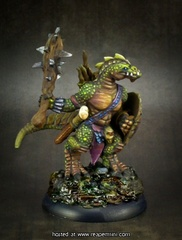 Lizardman Warrior (77155)