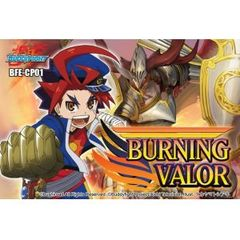 Character Pack 1: Burning Valor Booster Box