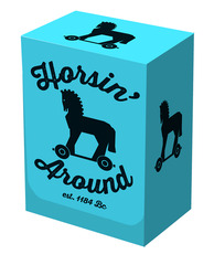 Legion Horsin' Around Deck Box