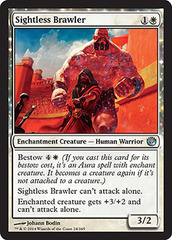Sightless Brawler - Foil