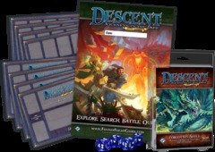Descent: Journeys in the Dark (Second Edition)  2014 Season One Game Night Kit
