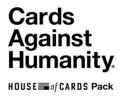 Cards Against Humanity: House of Cards Pack