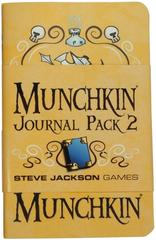 Munchkin Journal Pack 2