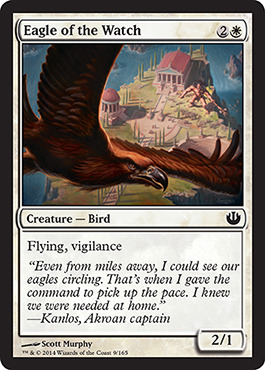 Eagle of the Watch - Foil