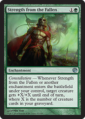 Strength from the Fallen - Foil