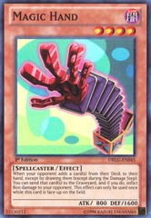 Magic Hand - DRLG-EN045 - Super Rare - 1st Edition
