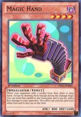 Magic Hand - DRLG-EN045 - Super Rare - 1st Edition