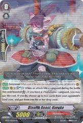 Stealth Beast, Kuroko - BT13/025EN - R