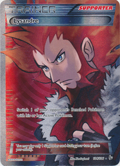 Lysandre - 104/106 - Full Art Ultra Rare