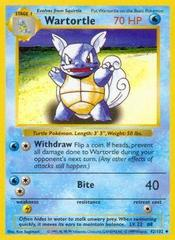 Wartortle - 42/102 - Uncommon - Shadowless Edition