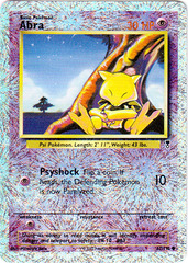 Abra - 67/110 - Common - Reverse Holo