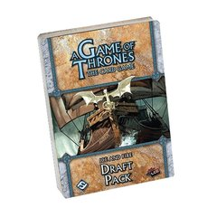 A Game of Thrones: The Card Game Draft Pack - Ice and Fire