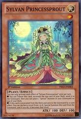 Sylvan Princessprout - PRIO-EN083 - Super Rare - 1st Edition