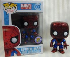 #03 - Spiderman (SDCC 2011)