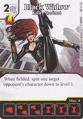Black Widow - Killer Instinct (Card Only)