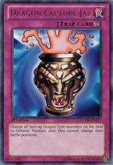 Dragon Capture Jar - LCYW-EN117 - Rare - Unlimited Edition