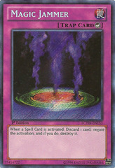 Magic Jammer - LCYW-EN153 - Secret Rare - Unlimited Edition