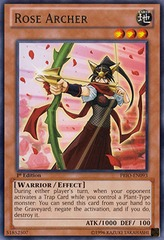 Rose Archer - PRIO-EN093 - Rare - Unlimited Edition