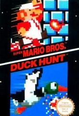 Super Mario Bros. / Duck Hunt (No Nintendo Seal of Quality)