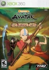 Avatar - The Last Airbender: The Burning Earth