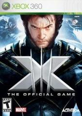 X-Men III - The Official Game (Xbox 360)