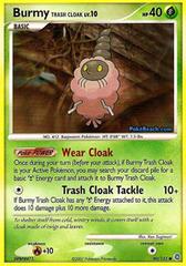 Burmy Trash Cloak - 80/132 - Common