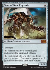 Soul of New Phyrexia - Foil