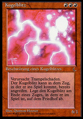 Ball Lightning (Kugelblitz)