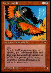 Bird Maiden (Dame-oiselle)